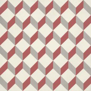 gekleurde tegels